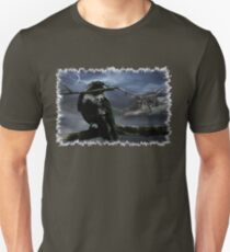 """Quoth The Raven, """"Nevermore"""" Unisex T-Shirt"""