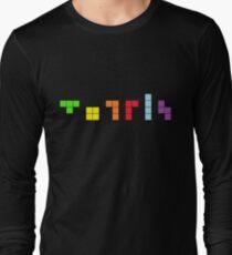 Tetris Long Sleeve T-Shirt