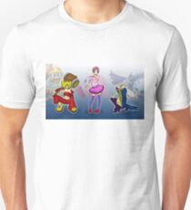 Kirby Humanized Unisex T-Shirt