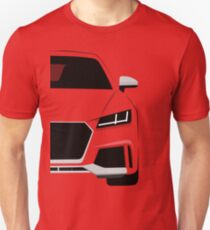Coupe Front-end Unisex T-Shirt