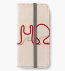 Red Hot iPhone Wallet