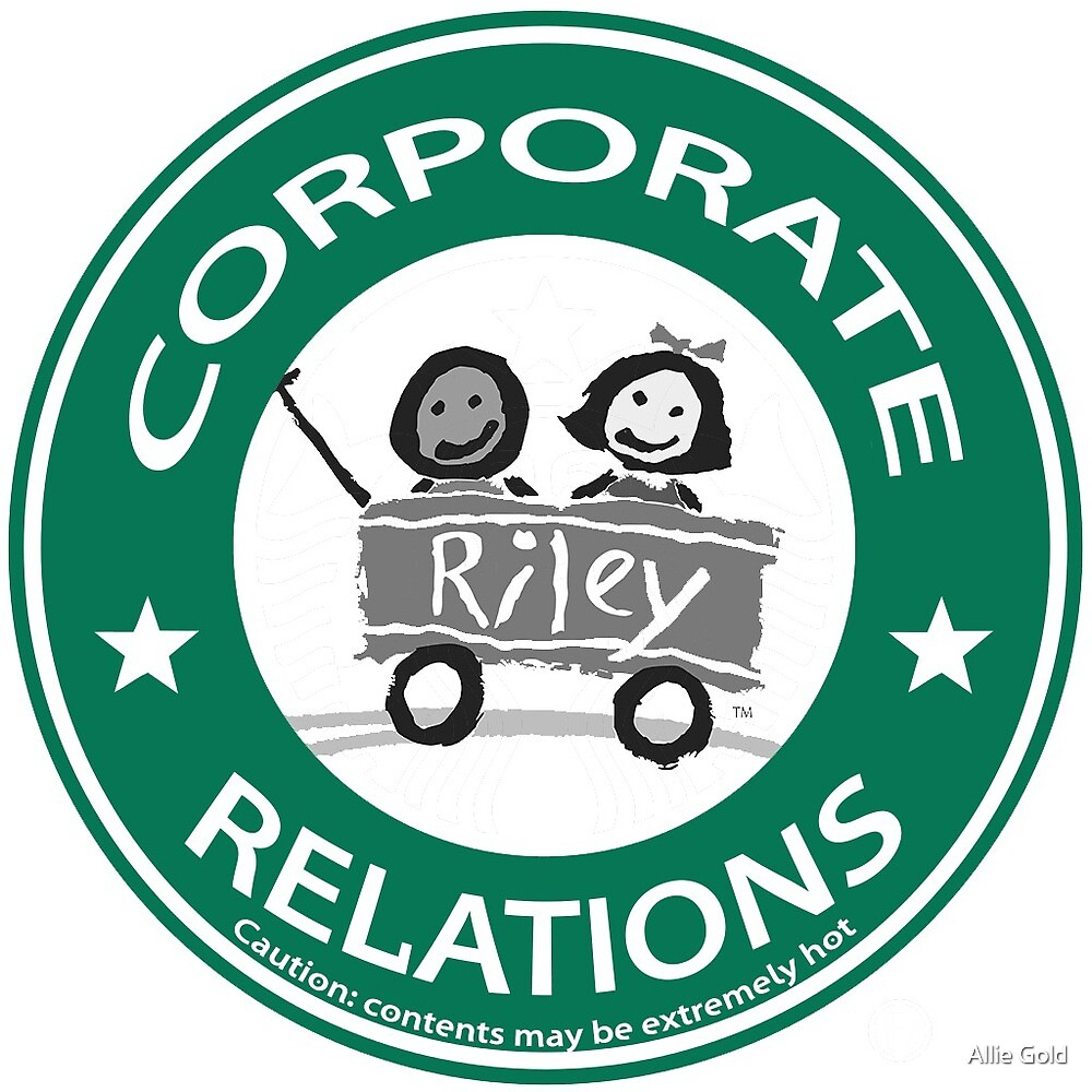 corporate relations  by Allie Gold