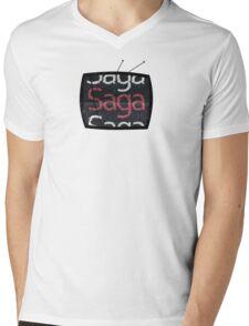 Saga Mens V-Neck T-Shirt