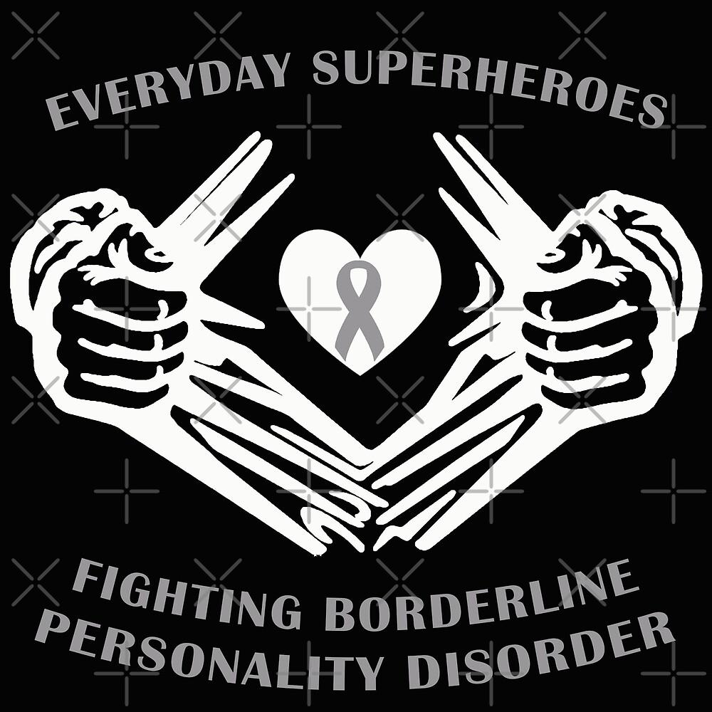 BPD Heroes by Nisa Katz