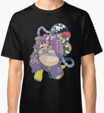 Metal Chain Bowser Classic T-Shirt