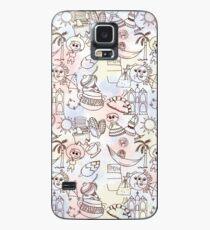 Cultura Salvadoreña Case/Skin for Samsung Galaxy
