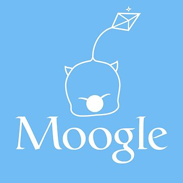 When in doubt, Moogle it! (white version) by meliebel
