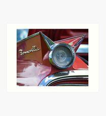 1959 Pontiac Bonneville Hardtop Art Print