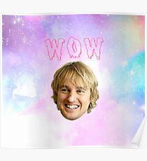 Owen WOWson Poster