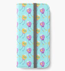 Drifloon Pattern iPhone Wallet/Case/Skin