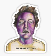 The Front Bottoms Sticker