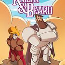 Knight and Beard Issue One Cover by knightandbeard