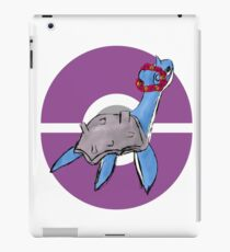 Lapras with Flower Crown iPad Case/Skin