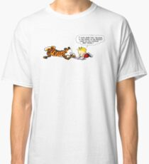 Calvin And Hobbes : Discussion Classic T-Shirt