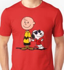 Charlie Brown And His Good Friend Unisex T-Shirt
