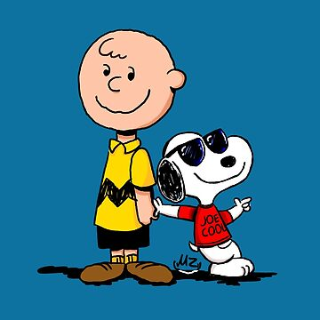 Charlie Brown And His Good Friend by OLeary