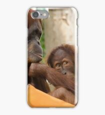 Cheeky Chin Grab iPhone Case/Skin