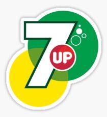 7 Up Sticker