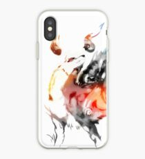 Goddess of the sun iPhone Case