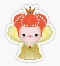 Queen Elizabeth Tudor Sticker