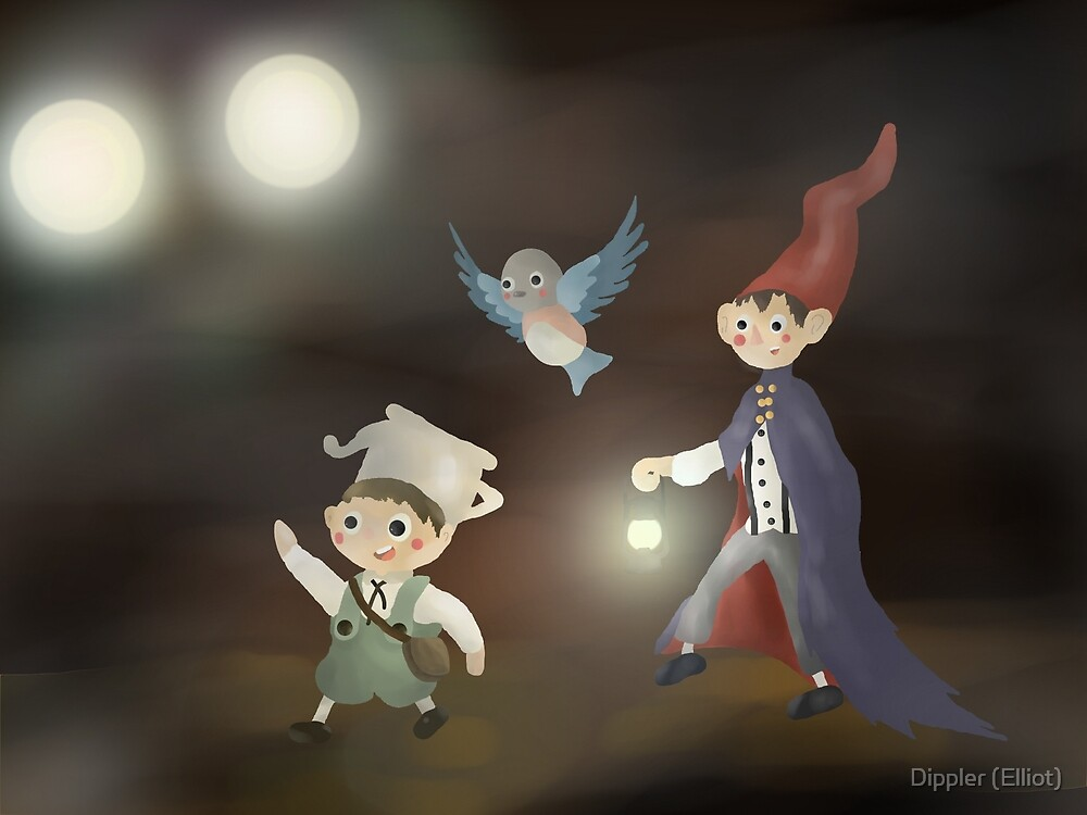 Over The Garden Wall by RydArt (Elliot)