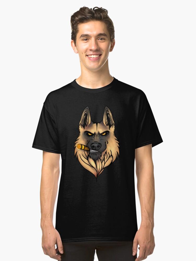 G-SH Classic T-Shirt Front