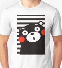Japan Anime Kumamon Bear Animal T-Shirt