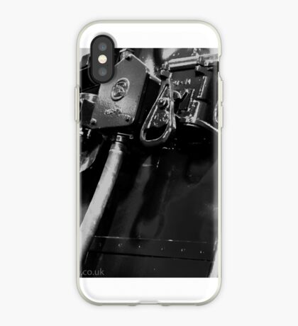 Switches and controls  iPhone Case