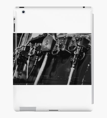 Switches and controls  iPad Case/Skin