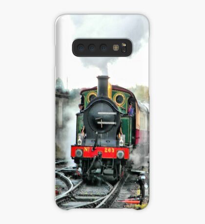 Engine 263 steaming Case/Skin for Samsung Galaxy