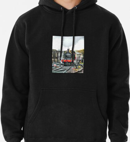 Engine 263 steaming T-Shirt