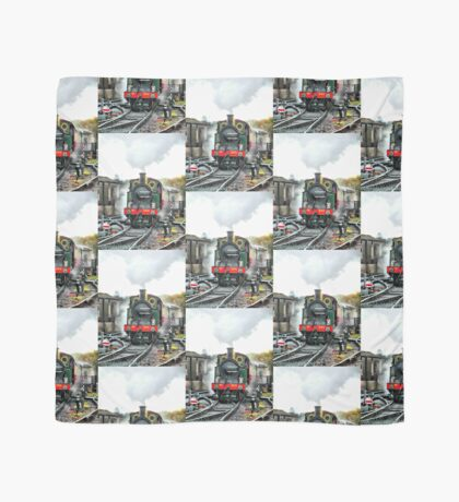 Engine 263 steaming Scarf