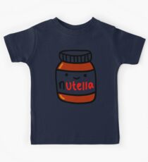 Nutella Kids Tee
