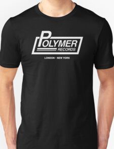 POLYMER RECORDS SPINAL UNOFFICIAL TAP Unisex T-Shirt