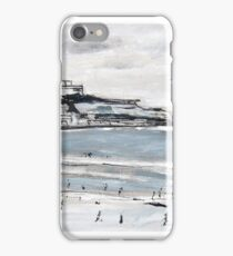 Bondi in Black and White iPhone Case/Skin