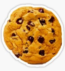 Cookie Choc Chip Sticker