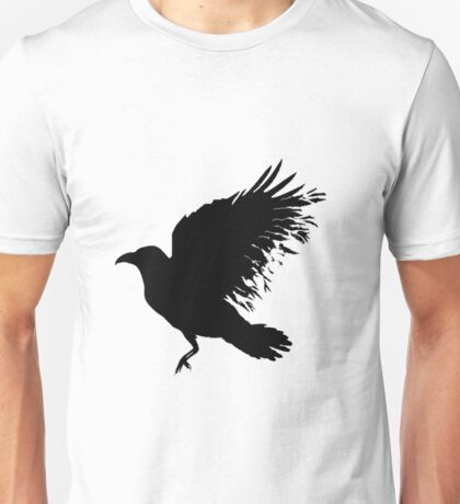 Crow - flying crow T-Shirt