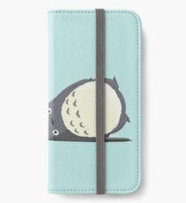 Totoro umbrella iPhone Wallet/Case/Skin
