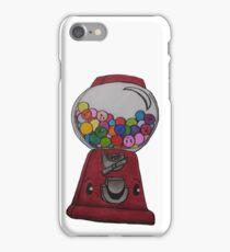 Happy Gum Machine iPhone Case/Skin
