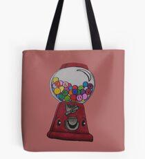 Happy Gum Machine Tote Bag