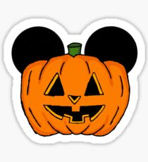 Halloween Ears Sticker