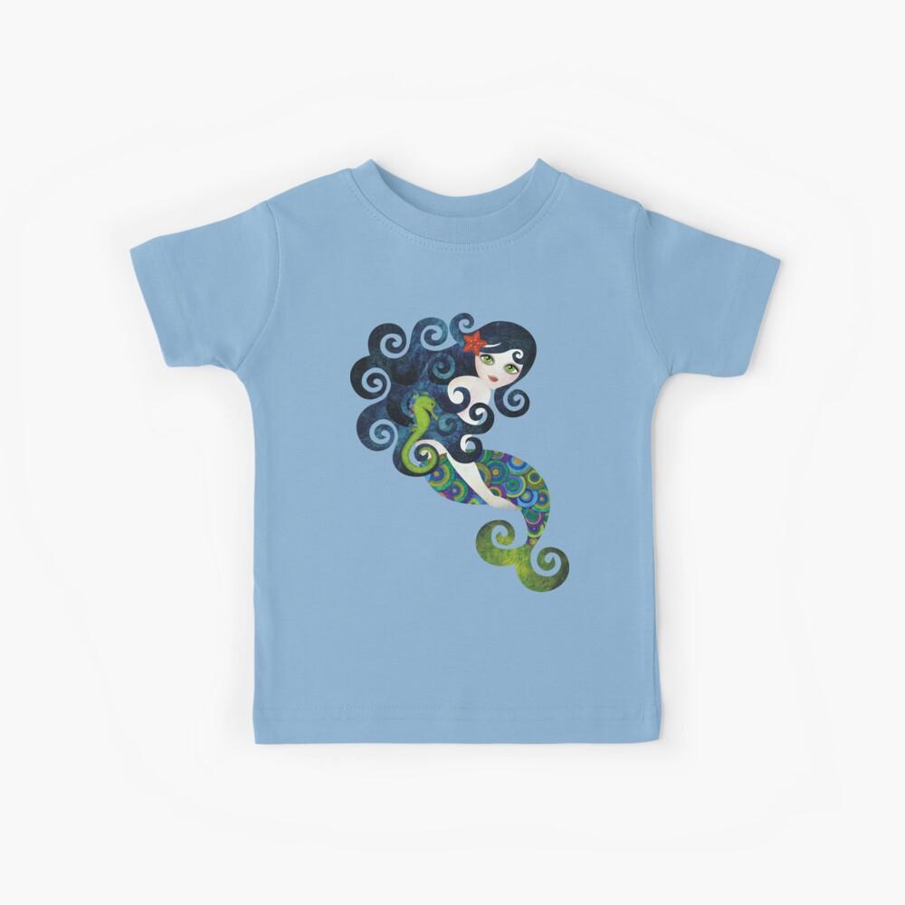 Aquamarine Mermaid Kinder T-Shirt