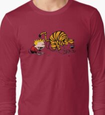 Calvin And Hobbes : Get Set, Ready, Go ... T-Shirt