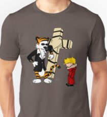 Calvin And Hobbes : Detective T-Shirt