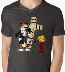Calvin And Hobbes : Detective T-Shirt