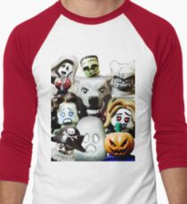 Lego Monsters are coming for you Men's Baseball ¾ T-Shirt