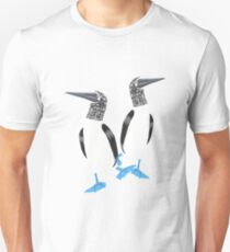 Blue-footed booby Unisex T-Shirt