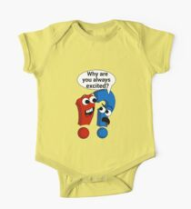 Why Are You Always Excited?  Kids Clothes