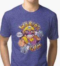 WARIO'S GYM Tri-blend T-Shirt