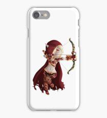 Sylvana Chibi iPhone Case/Skin